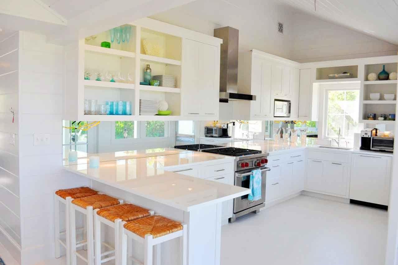 Construir Cozinha Nova Cozinha Com Ilha F Rum Da Casa