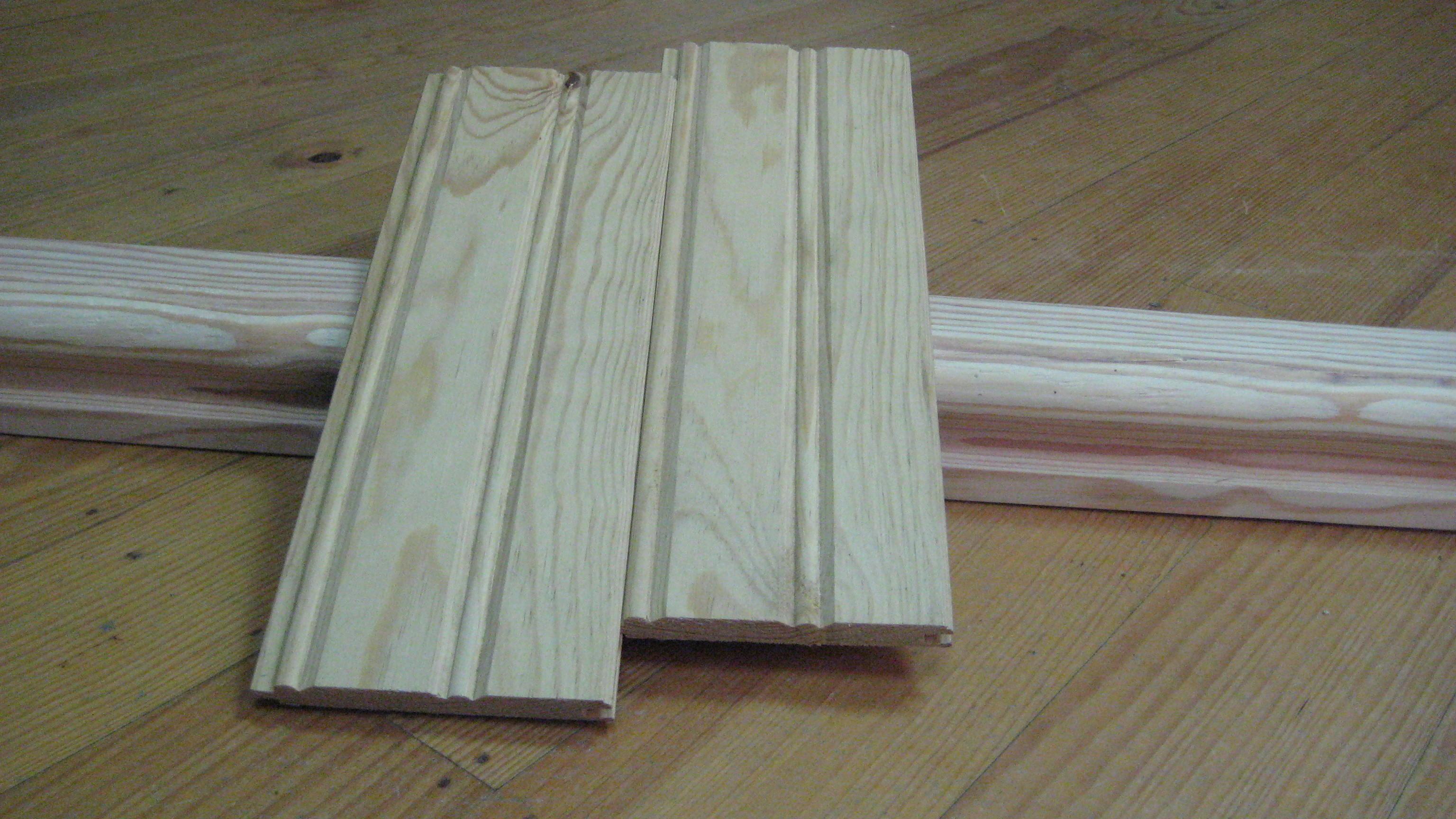 Muitas vezes Colocação de forro de madeira | Fórum da Casa GI19
