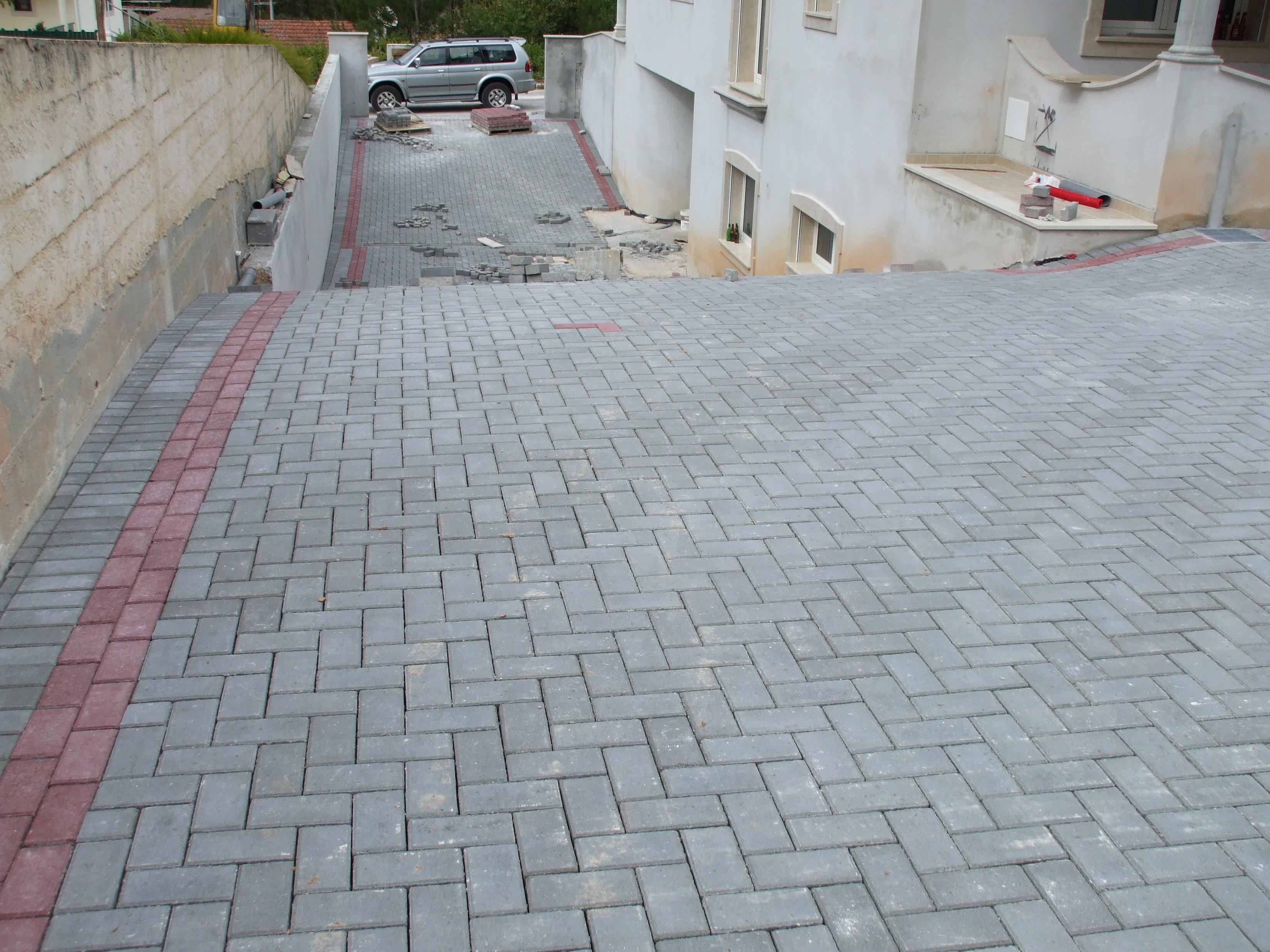 Pavimento exterior, calçada, pavê ou lajetas de betão? | Fórum da Casa