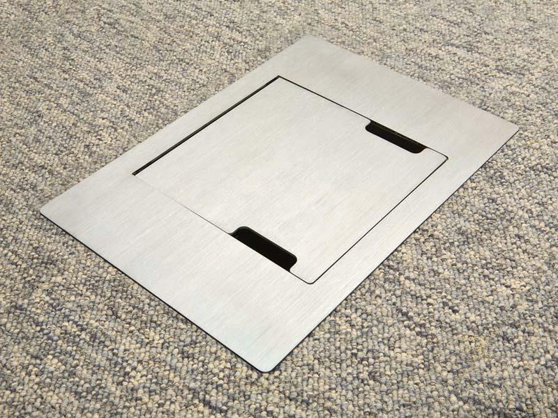Cablagem el ctrica e audio por debaixo de flutuante ou for La caixa pisos embargados