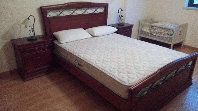 Vendo mob lia quarto de casal completo cerejeira for Mobilia quarto casal usada