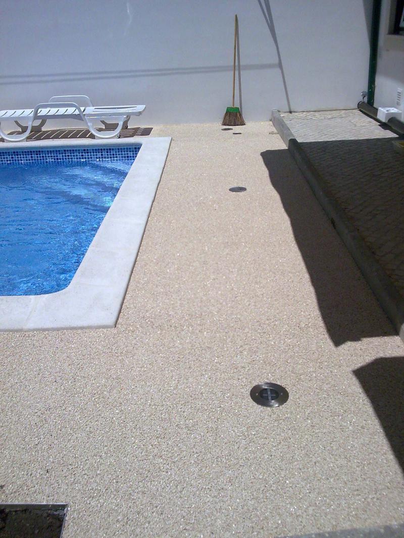 Pavimento drenante com resina epoxy p gina 2 f rum da casa - Pavimentos para piscinas exteriores ...