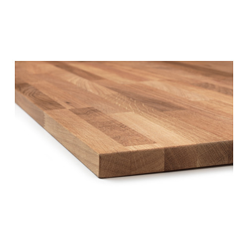 Bancada de cozinha em madeira opini es de quem tenha for Bureau plan de travail ikea