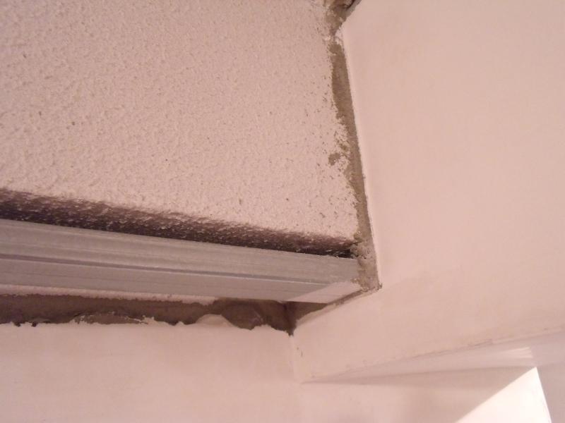 Remodelar o meu apartamento paredes com tinta de areia - Pintar paredes estucadas ...