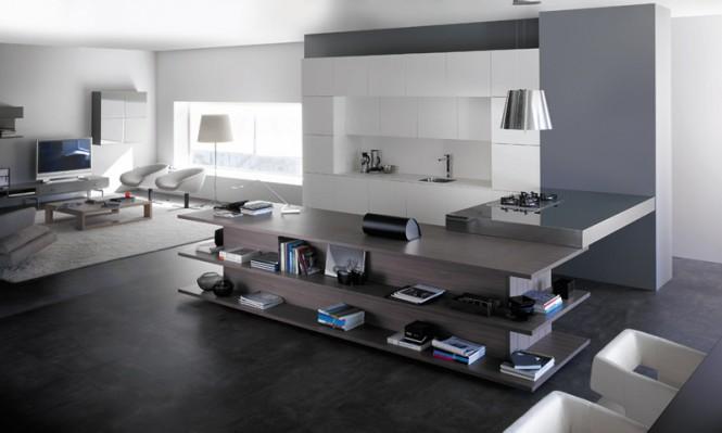 cozinha e sala em open space sim ou n o p gina 10 f rum da casa. Black Bedroom Furniture Sets. Home Design Ideas