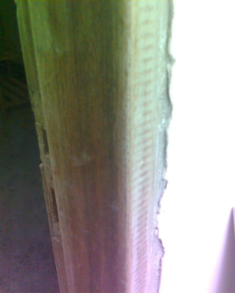 Portas e ombreiras e aduelas f rum da casa for Pintar paredes estucadas