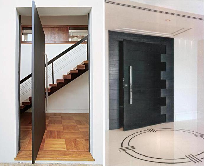 D vidas sobre portas pivotantes f rum da casa for Portas de apartamentos modernas