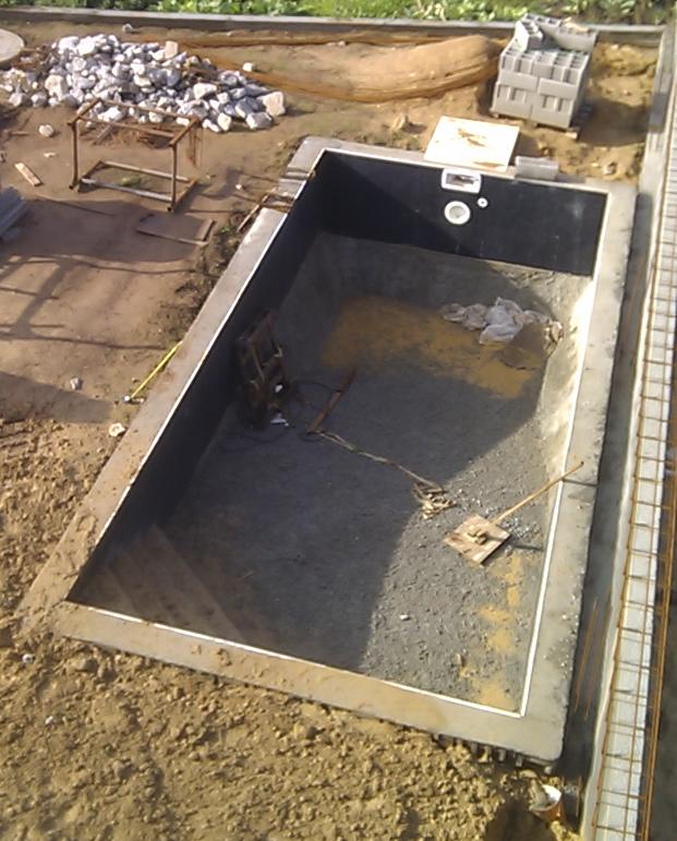 Piscina 8x3 5 d vidas quanto constru o e ao que est for Construir una piscina barata