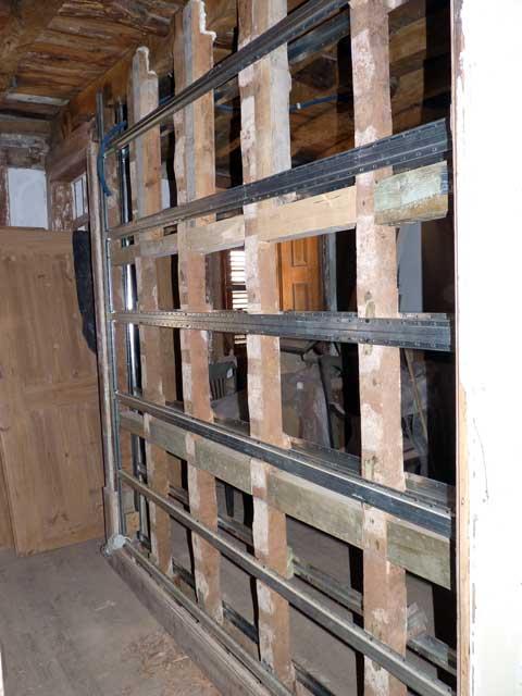 Que isolamento para paredes de madeira forradas com pladur f rum da casa - Paredes de pladur ...