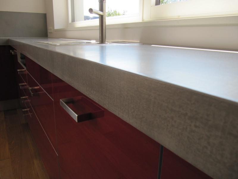 bancada de cozinha em cimento afagado cor p gina 2 f rum da casa. Black Bedroom Furniture Sets. Home Design Ideas
