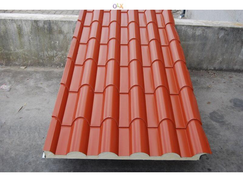 Um bom sistema de telhado da casa pode suportar todas as