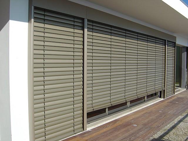 Janelas brisa solar com cortinados f rum da casa - Estores para exterior ...
