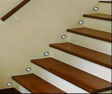 Led para escada f rum da casa - Leds para escaleras ...
