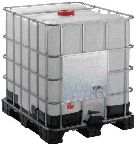 Dep sito de gua o que escolher f rum da casa Estanque ibc 1000 litros